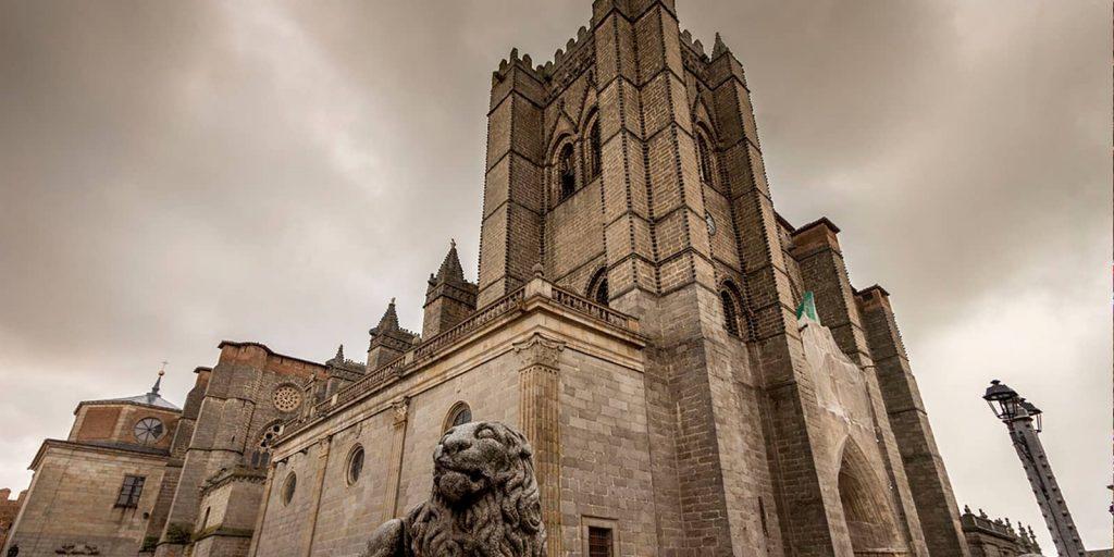 exterior Catedral de Ávila