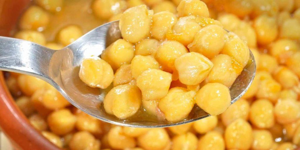 garbanzos de la Moraña comida de Ávila