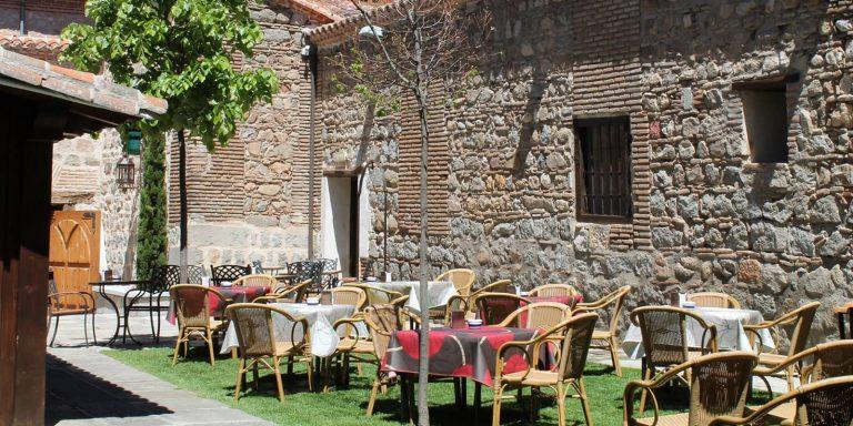 Mejores restaurantes con terraza en Ávila