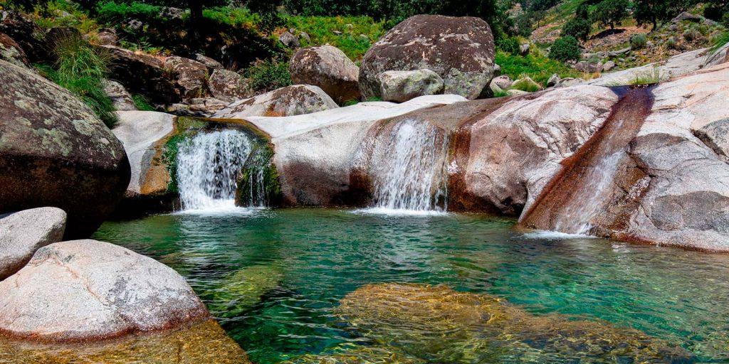 Bañarse en Gredos