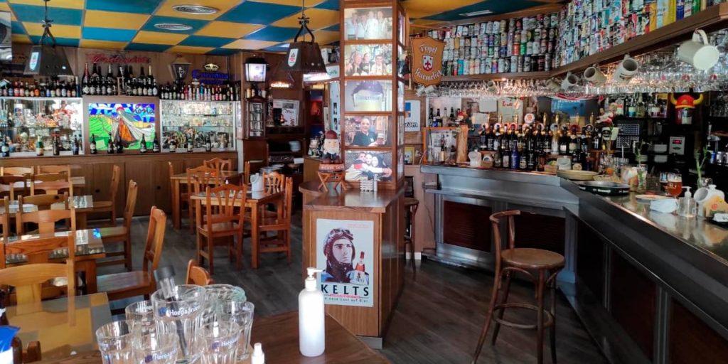 Bar La Barraca en Ávila