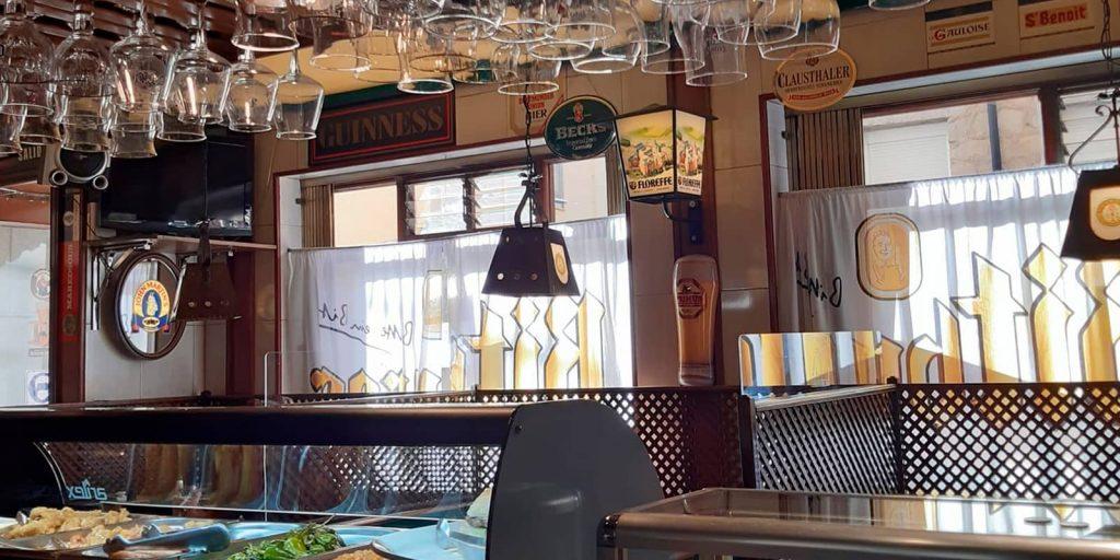 Bar la Cigüeña en Ávila