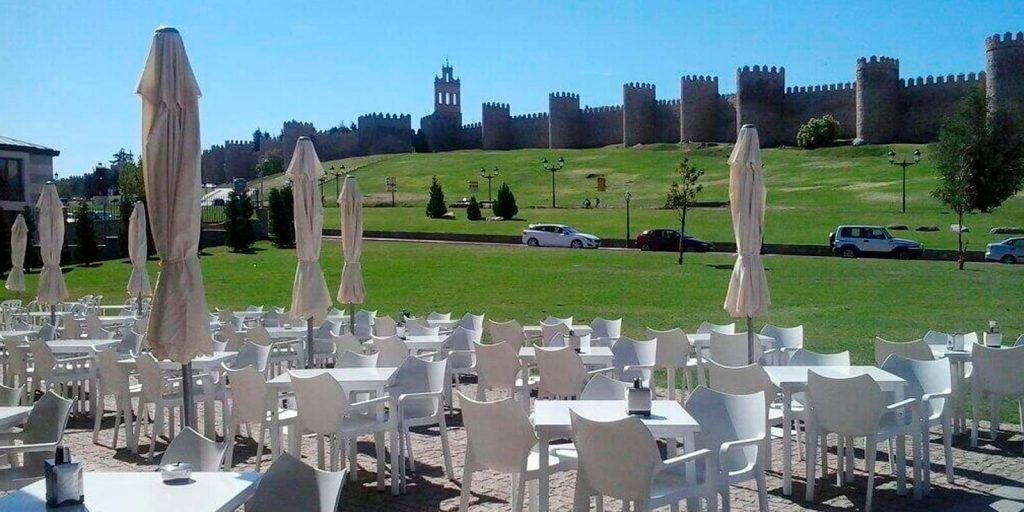 Bar Lienzo Norte en Ávila