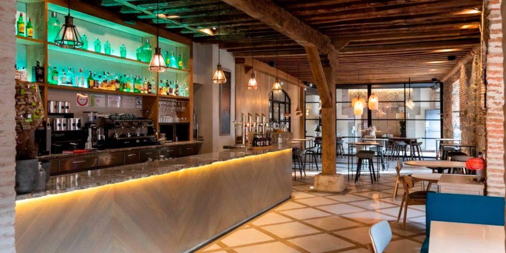 Bar Palacio de los Sofraga en Ávila