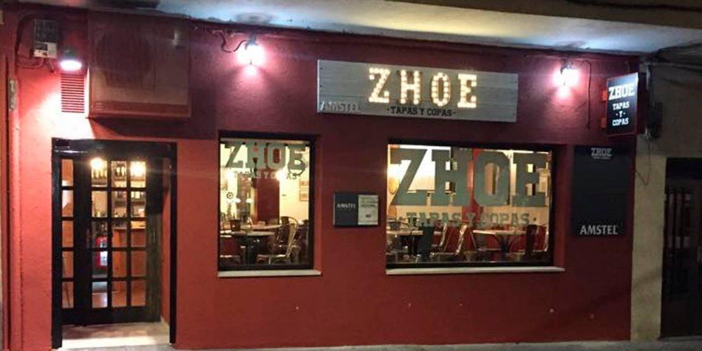 Bar ZHOE en Ávila
