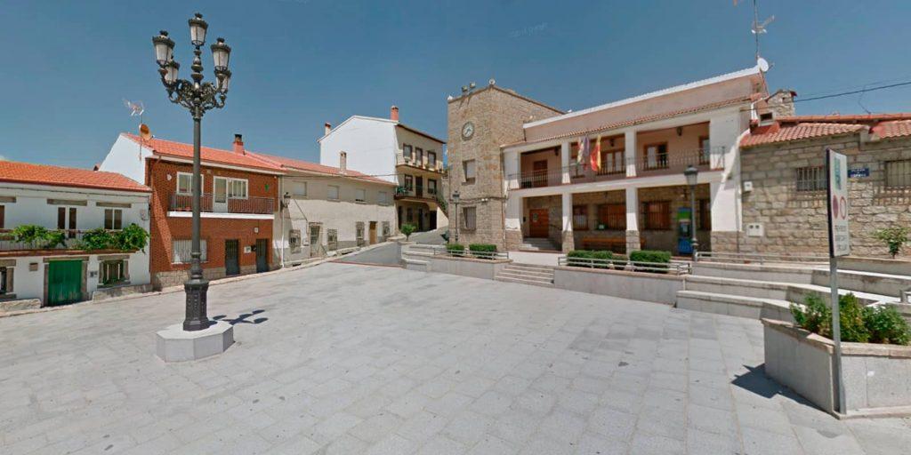 Calles de Villanueva de Ávila