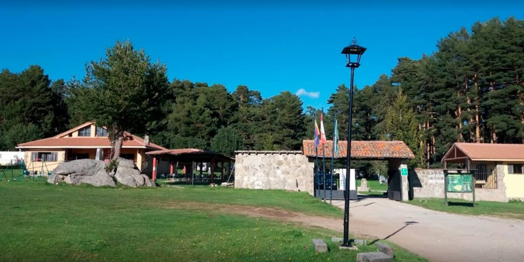Camping Navarredonda de Gredos