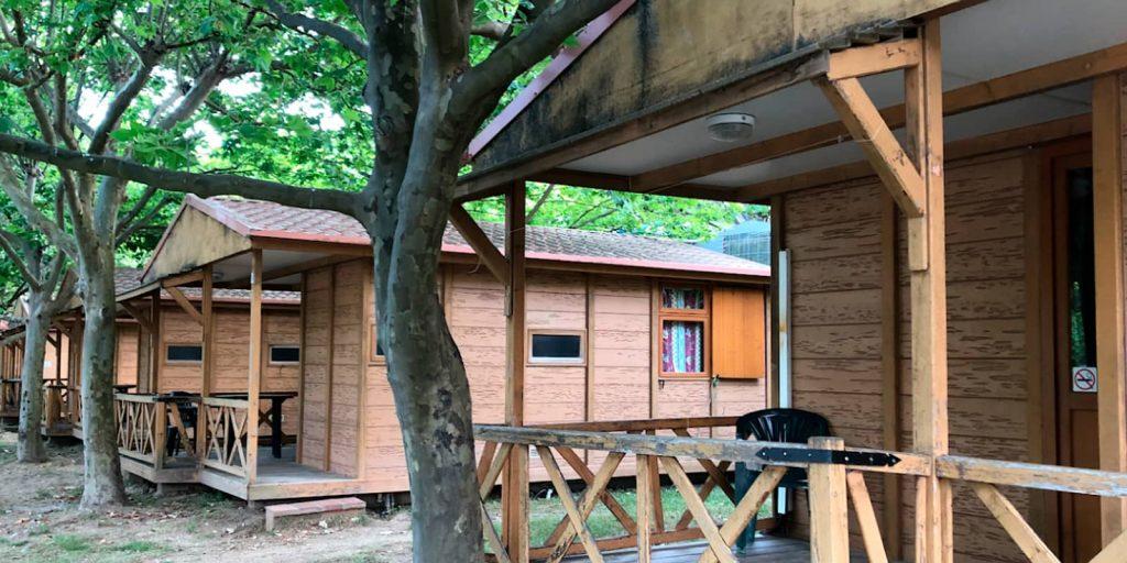 Camping Prados Abiertos en Mombeltrán