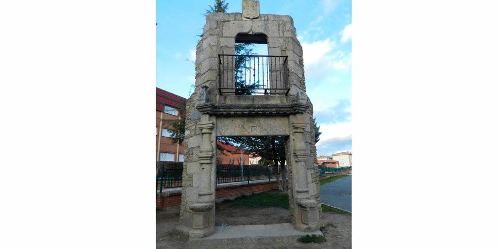 Casa de los Gasca en Barco de Ávila
