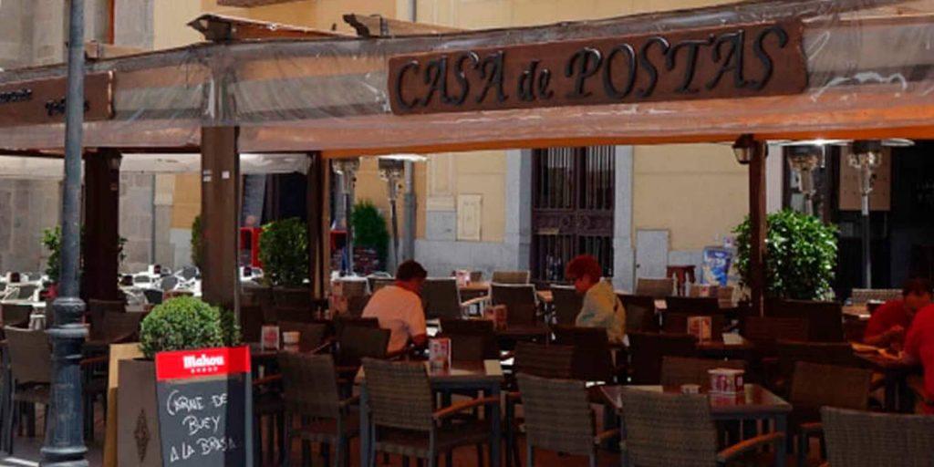 Casa Postas Ávila