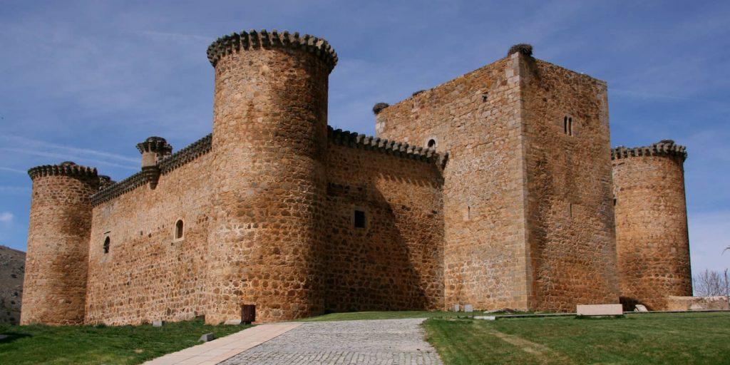 Castillo de Valdeconeja en Barco de Ávila