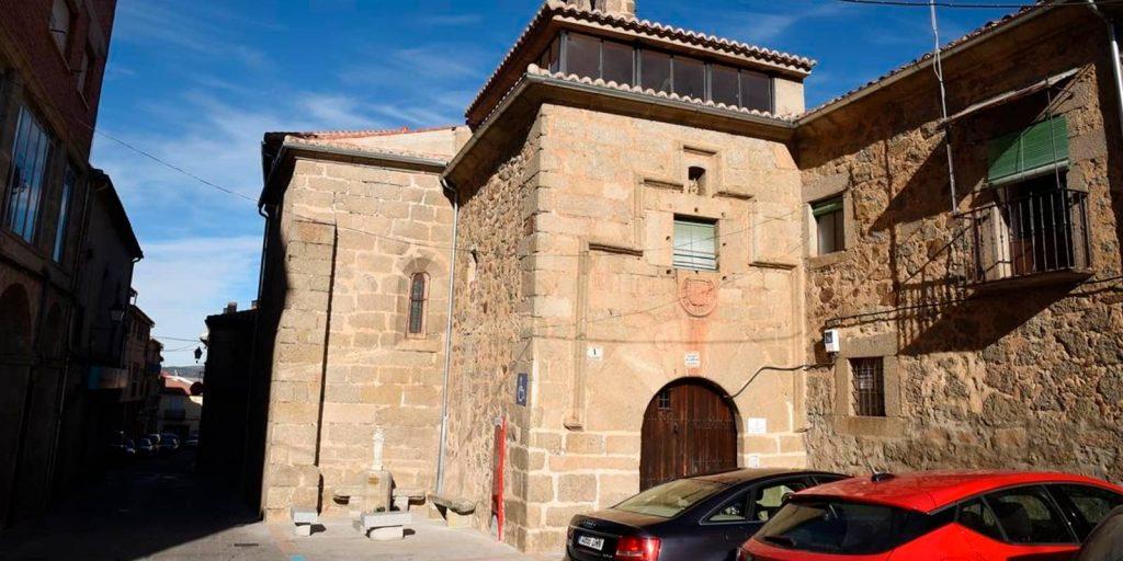 Convento de Carmelitas en Piedrahíta