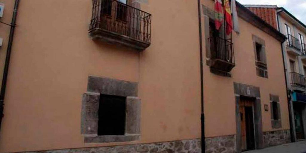 Edificio de la Cárcel en Barco de Ávila