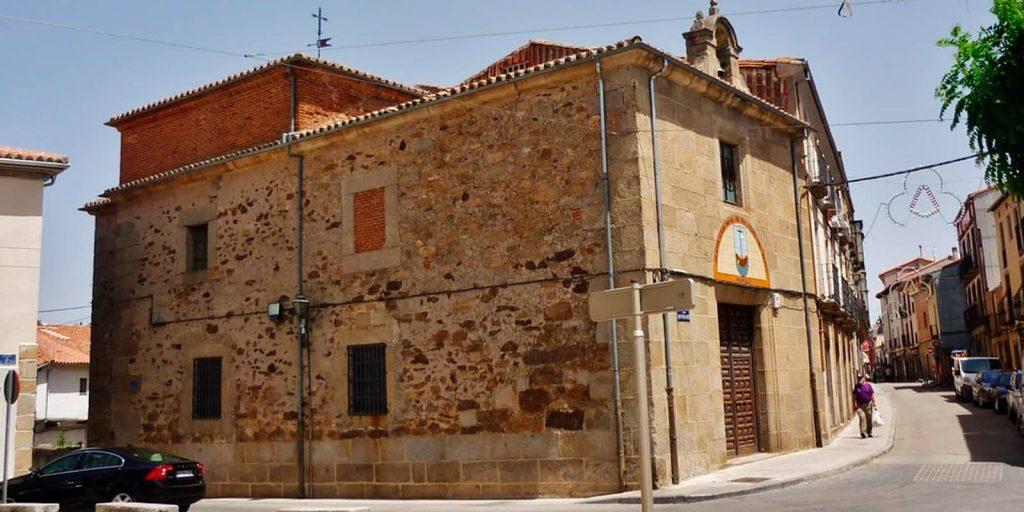 Ermita de San Pedro en Barco de Ávila