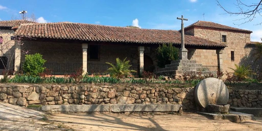 Ermita de Valsordo en Cebreros