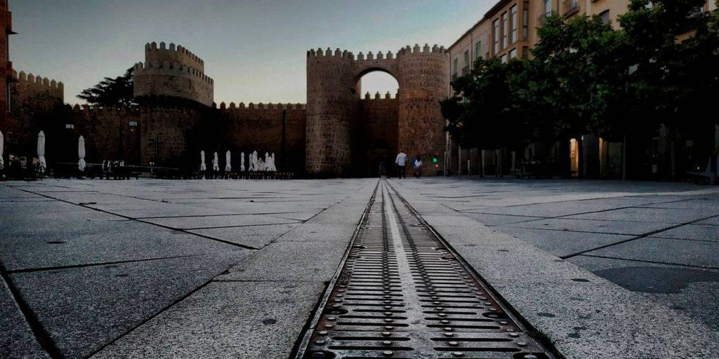 Foto de el grande en Ávila