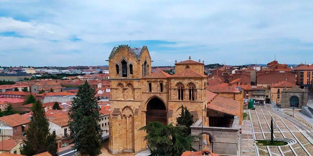 Foto san vidente en Ávila