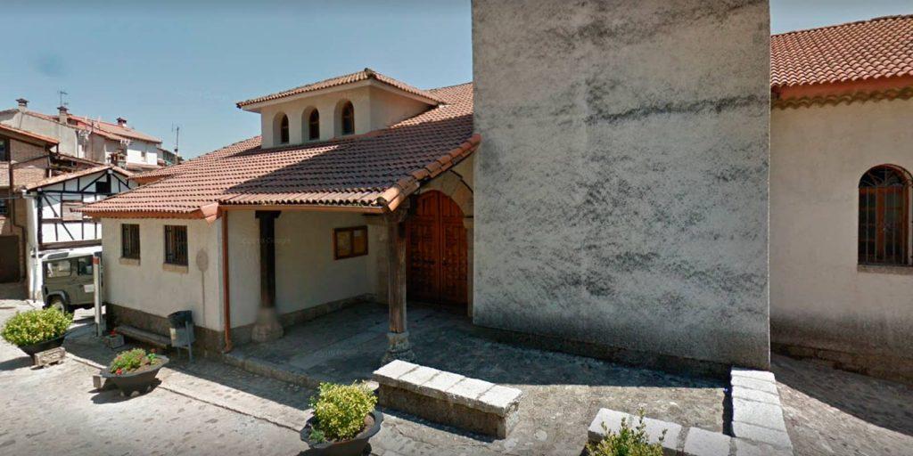Iglesia de la Purísima Concepción de Guisando