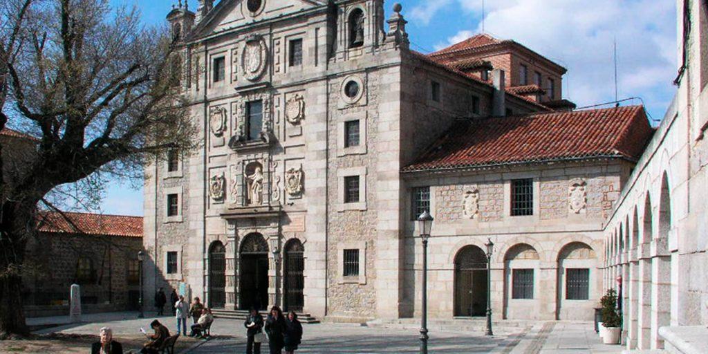 Iglesia de la Santa en Ávila