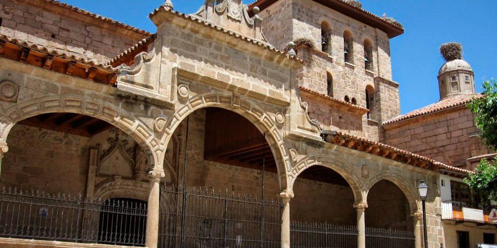 Iglesia de Santa María la Mayor en Piedrahíta