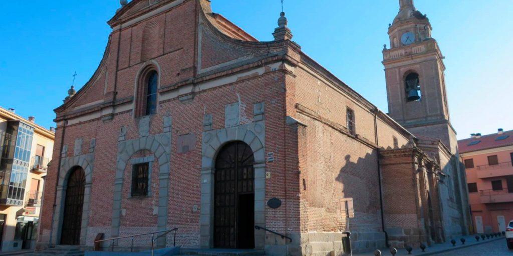 Iglesia de Santo Domingo de Silos en Arévalo