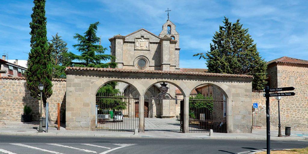 Iglesia de Santo Tómas en Ávila