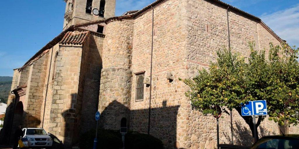 Iglesia Nuestra Señora de la Asunción en Arenas de San Ppedro