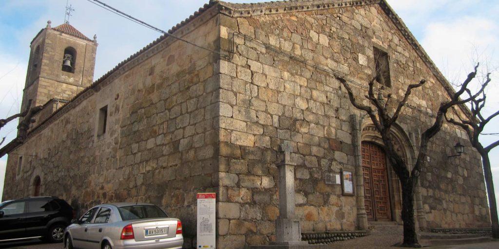 Iglesia Nuestra Señora de la asunción en Candeleda