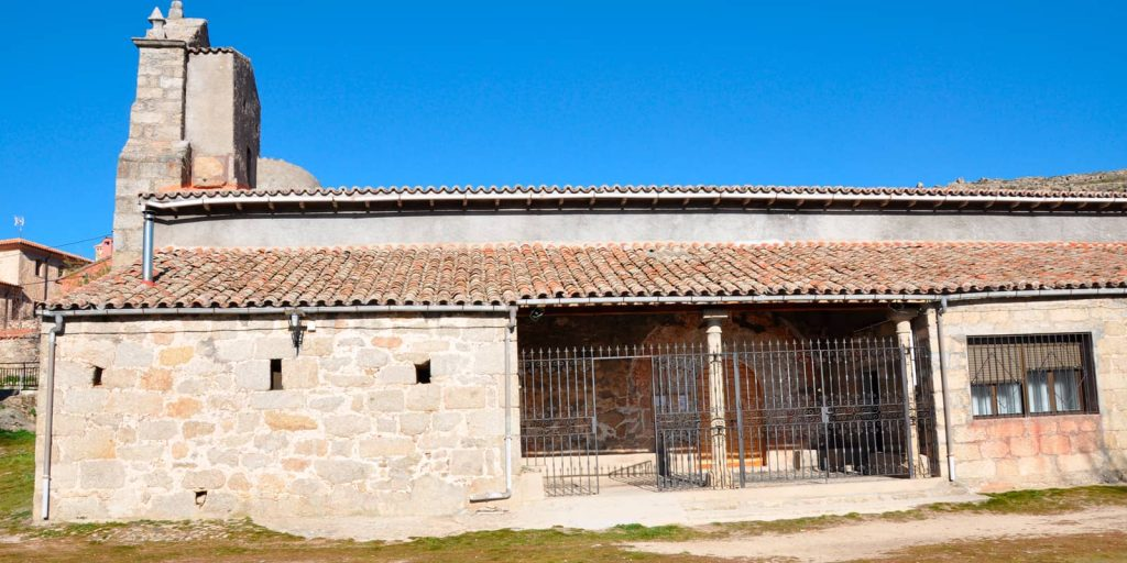 Iglesia parroquial de Navatalgordo