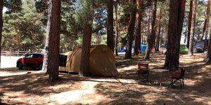 Mejores campings de Gredos