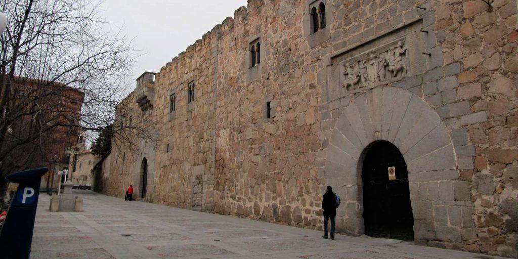 Palacio de los Abrantes en Ávila