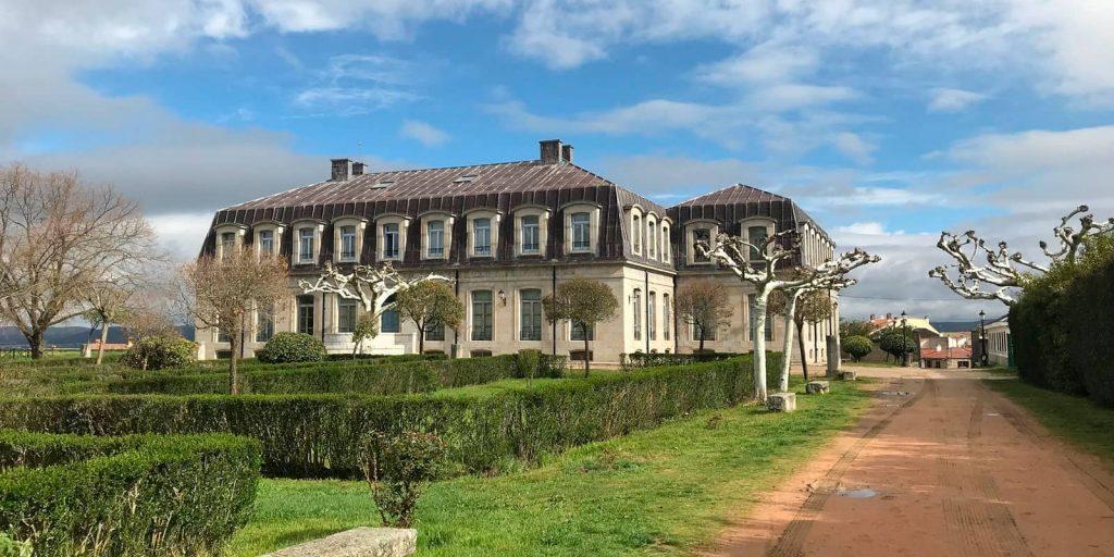 Palacio de los Duques de Alba en Piedrahíta