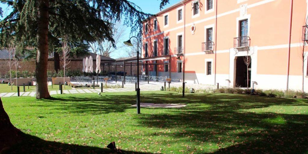 Palacio de los Sofraga en Ávila