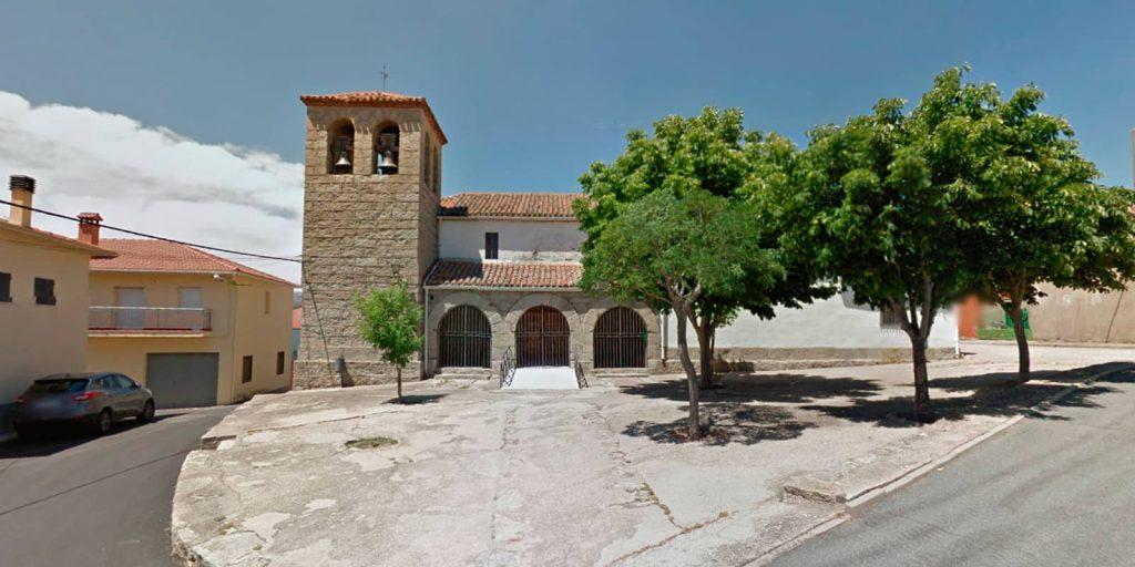 Parroquia de San Pedro Bautista en Villanueva de Ávila