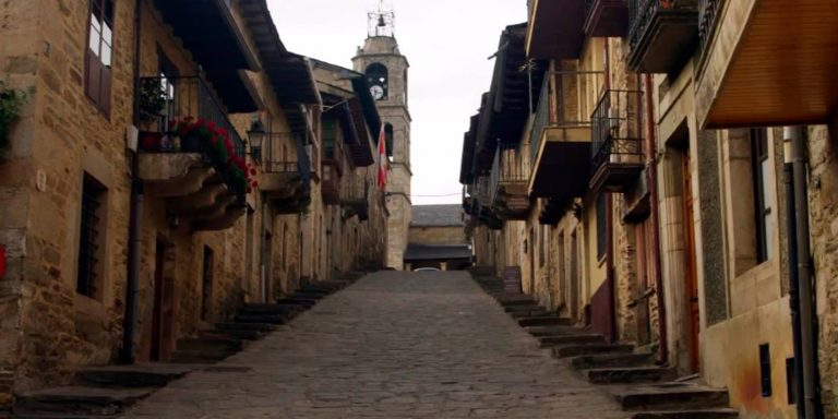 Pueblo de Piedrahíta