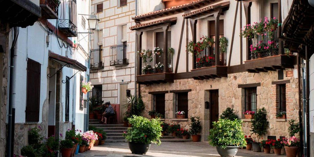 Pueblos con encanto en Gredos
