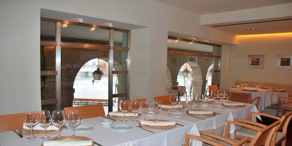 Restaurante Barbacana en Ávila