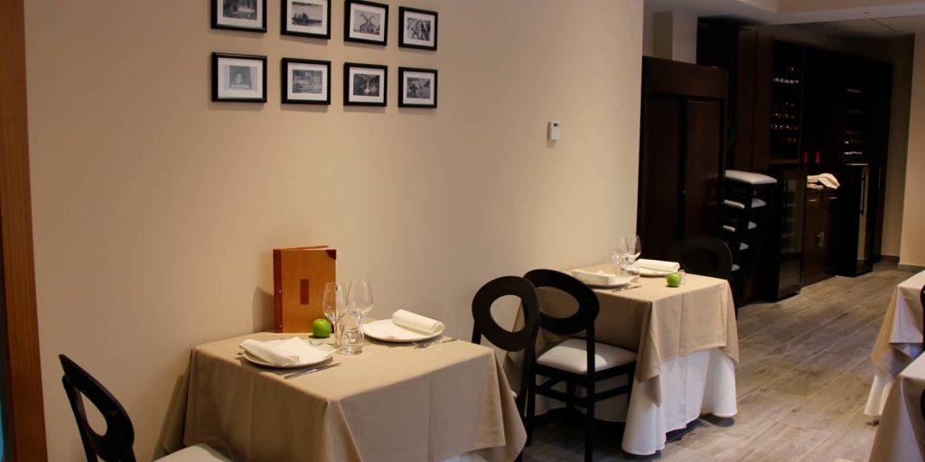 Restaurante Bococó en Ávila