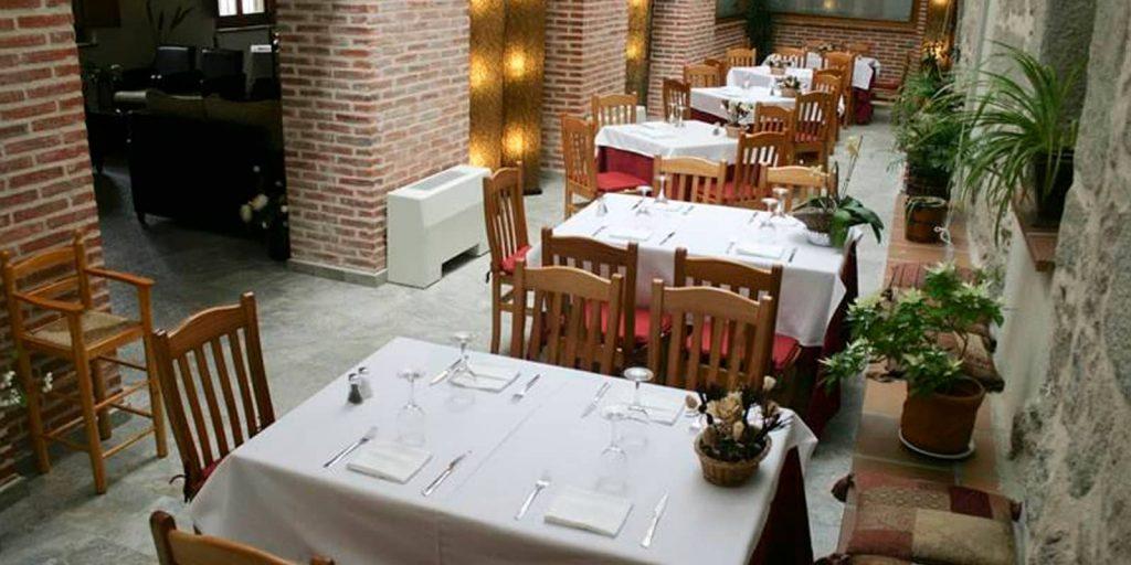 Restaurante Campanelo en Ávila