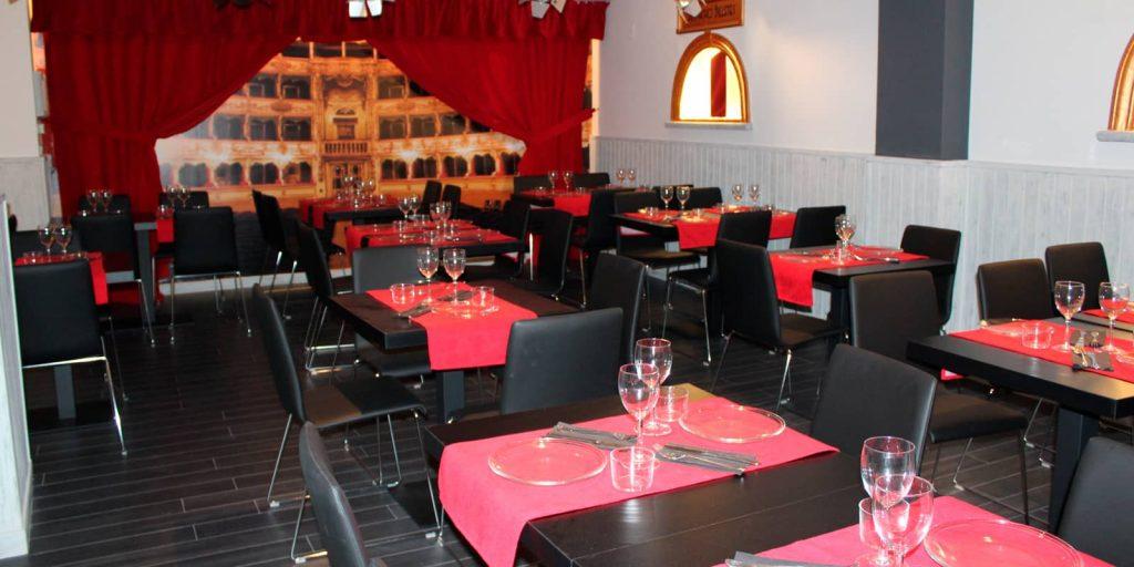 Restaurante De Cine Ávila