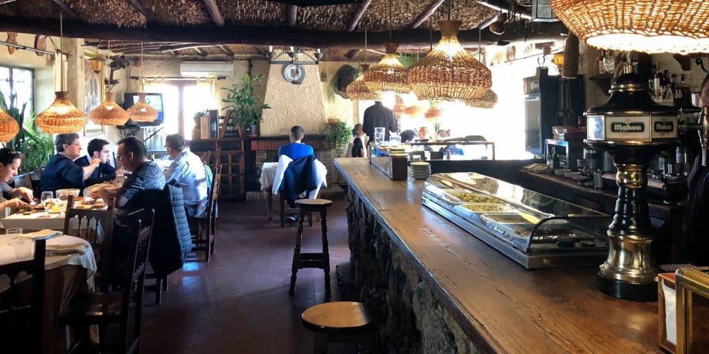 Restaurante El Rancho en Ávila
