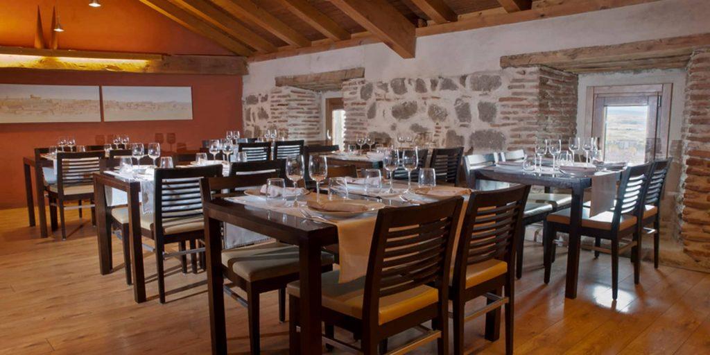 Restaurante La Bruja en Ávila