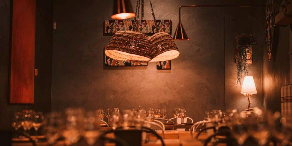 Restaurante La Lumbre en Ávila