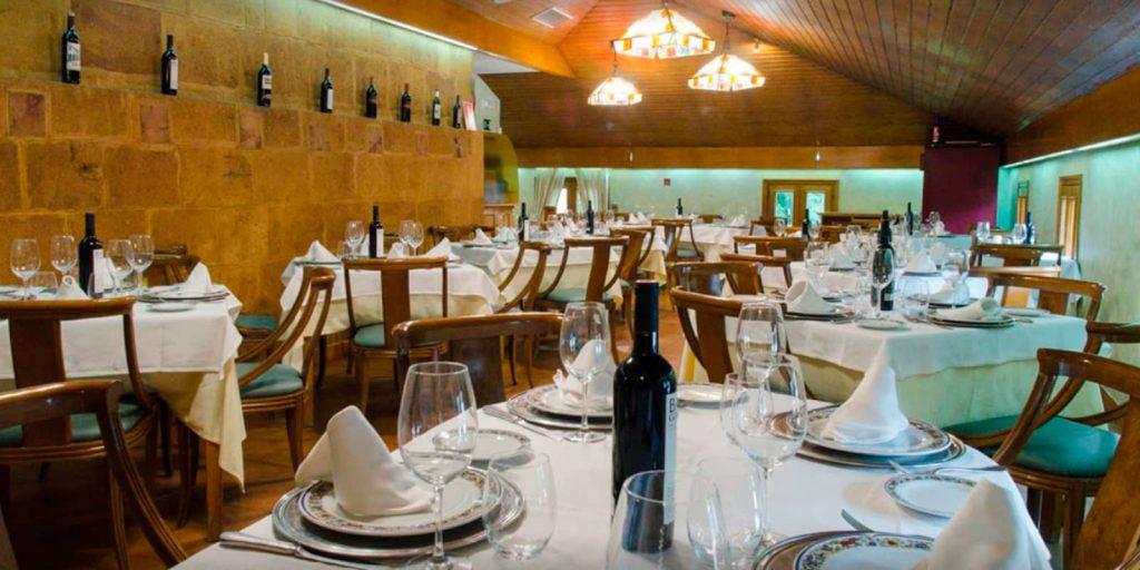 Restaurante La Santa en Ávila