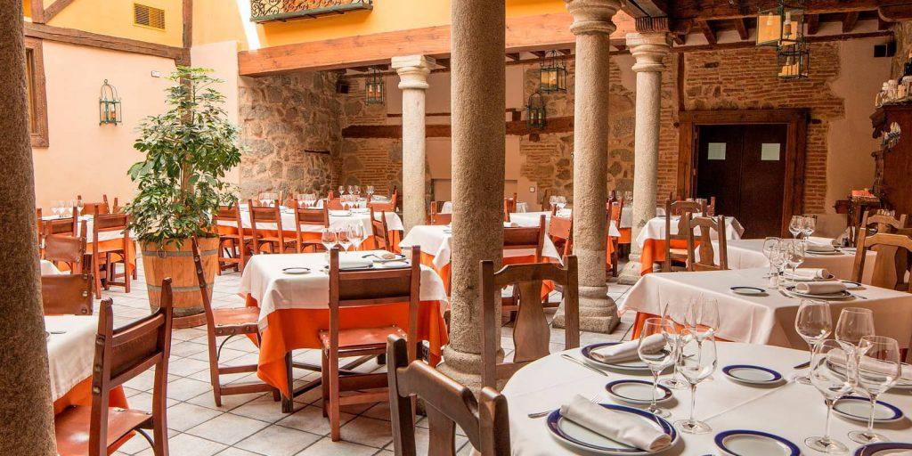Restaurante Las Cancelas en Ávila