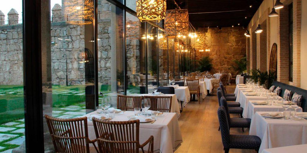 Restaurante Palacio de los Sofraga en Ávila