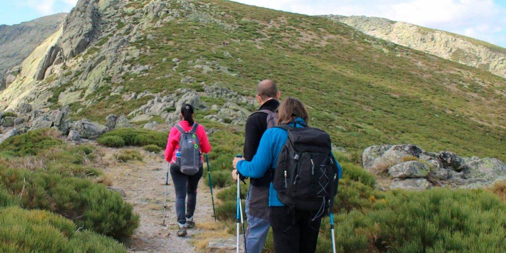 ruta de senderismo por Gredos