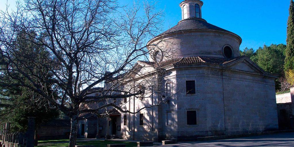 Santuario de San Pedro Alcántara en Arenas de San Pedro