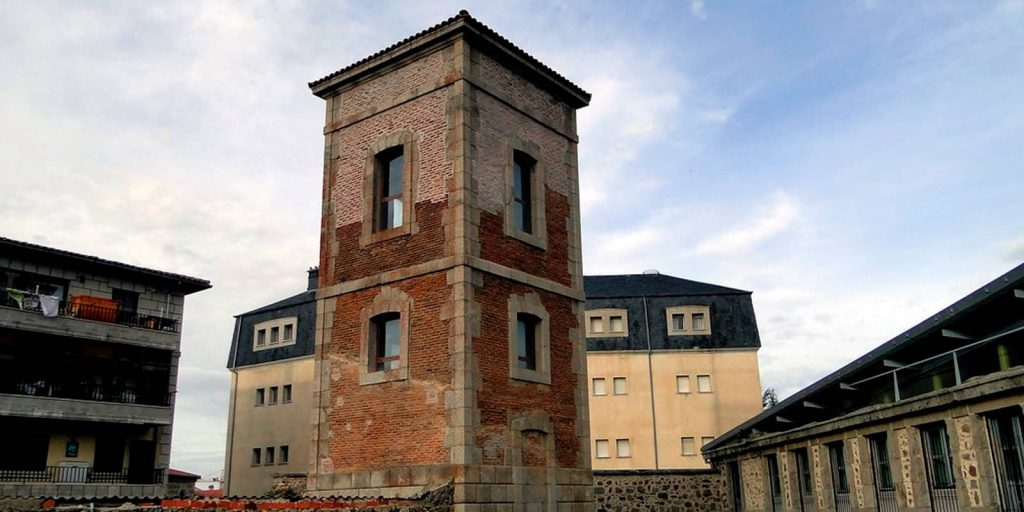 Torre del Reloj en Piedrahita