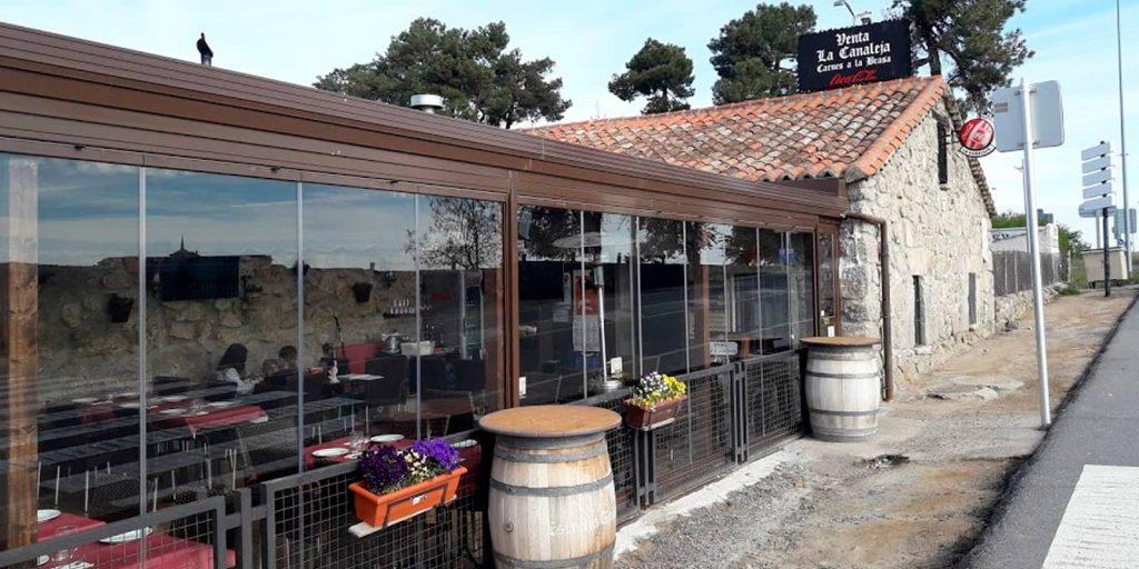 Venta La Canaleja en Ávila